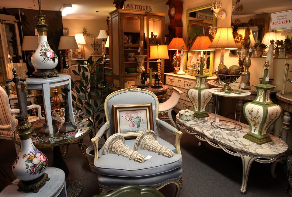 Mix-Of-Antiques-Bargains-And-Unusual-Items-On-Offer