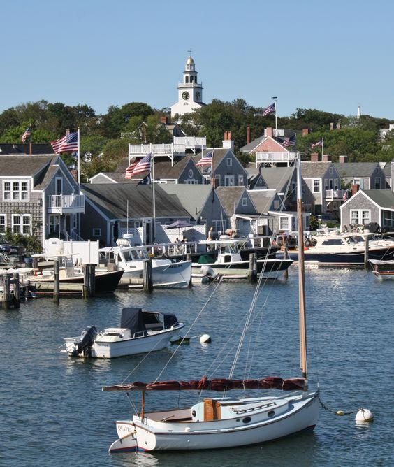 Nantucket Ocean Front with patio views