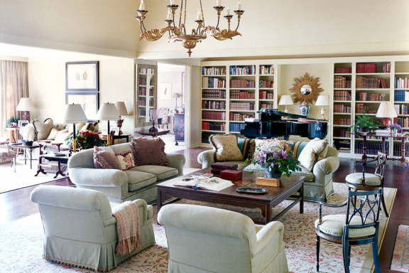 Connecticut Classic, Home Designed by Susan Zises Green