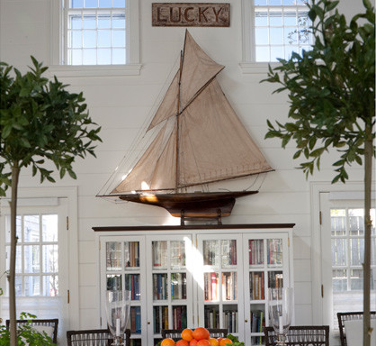 New England Natural, Home Decorated by Susan Zises Green