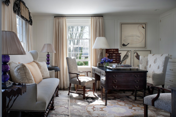 New England Natural, Decorated by Susan Zises Green