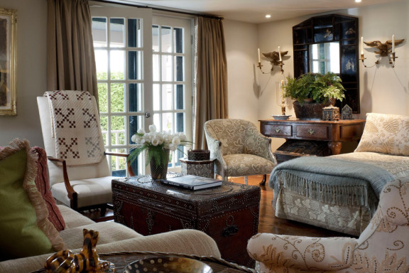 Rustic Charm, Nantucket Home Designed by Susan Zises Green